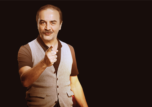Yilmaz Erdogan - Live Theatre | Crown Melbourne