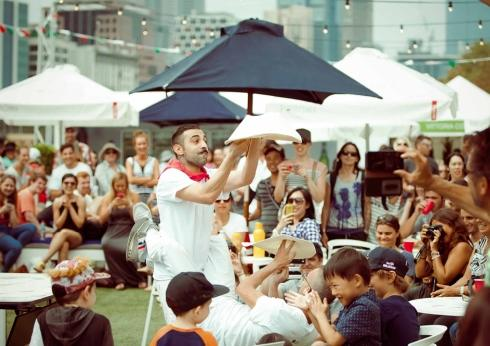 Pizza Festival featuring T'Gallant | Crown Melbourne