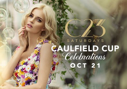 Caulfield Cup Celebrations at C23 - Crown Melbourne