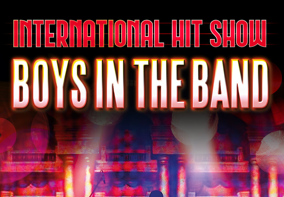 Crown Melbourne Entertainment Concerts The Palms Boys In The Band - Jukebox Legends