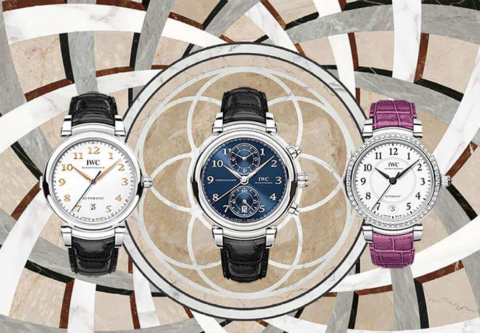 IWC Da Vinci Watch Collection - Shopping at Crown Melbourne