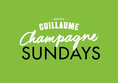 Champagne Sundays at Bistro Guillaume  - Crown Melbourne