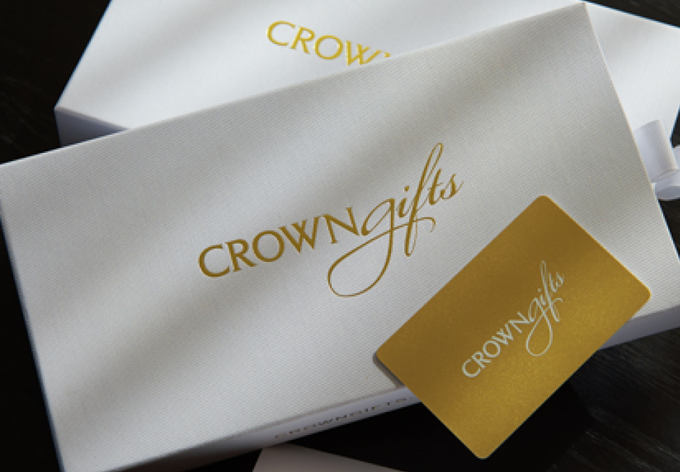 Your Christmas Wrapped Up - Crown Gifts Promotion at Crown Melbourne