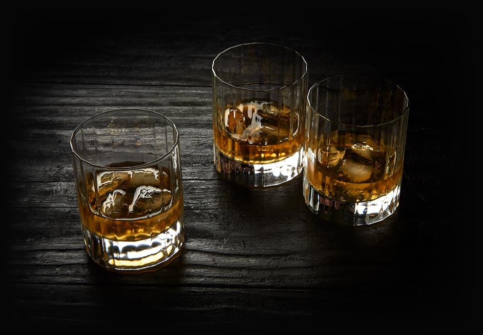 Wagyu Whisky Wednesdays Glasses