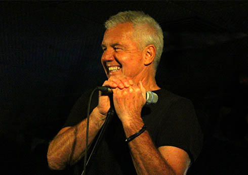 Daryl Braithwaite Live Concert at The Palms at Crown Melbourne