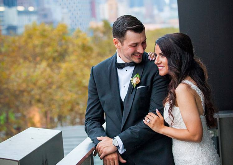 caterina and anthony wedding testimonial at crown melbourne