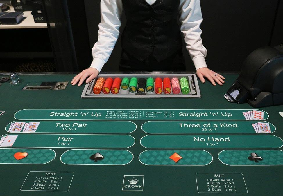 Pokerbo - New Games Lab at Crown Melbourne