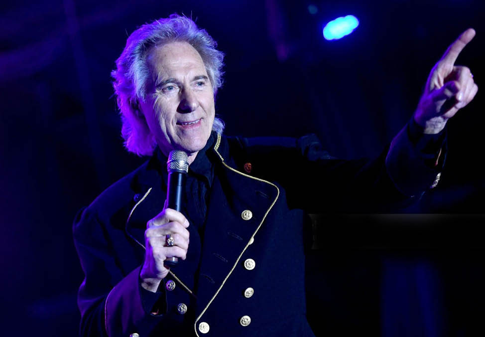 Gary Puckett at the Palms Crown Melbourne