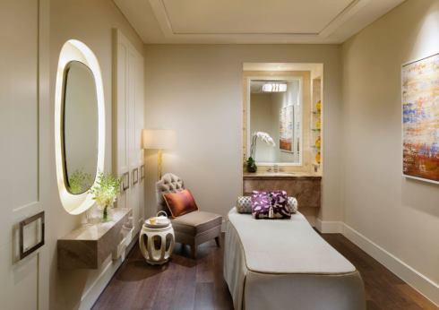Crown Melbourne Crown Spa Massage and Robe Offer