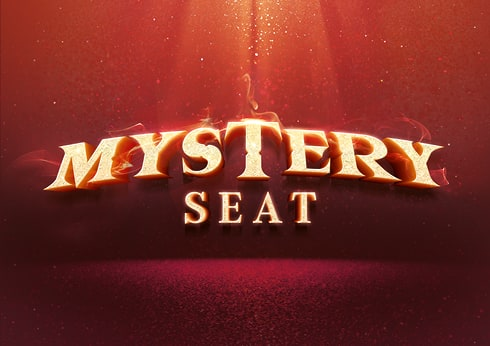 Mystery Seat in Teak Room Crown Melbourne