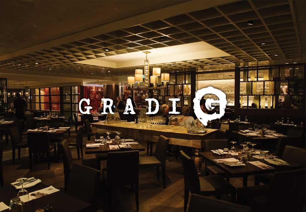 Melb Restaurants Casual Gradi Restaurant