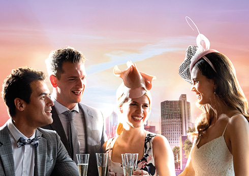 Melbourne Cup at Crown