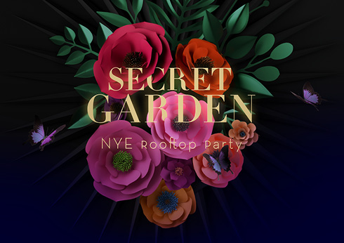 Secret Garden NYE Rooftop Party