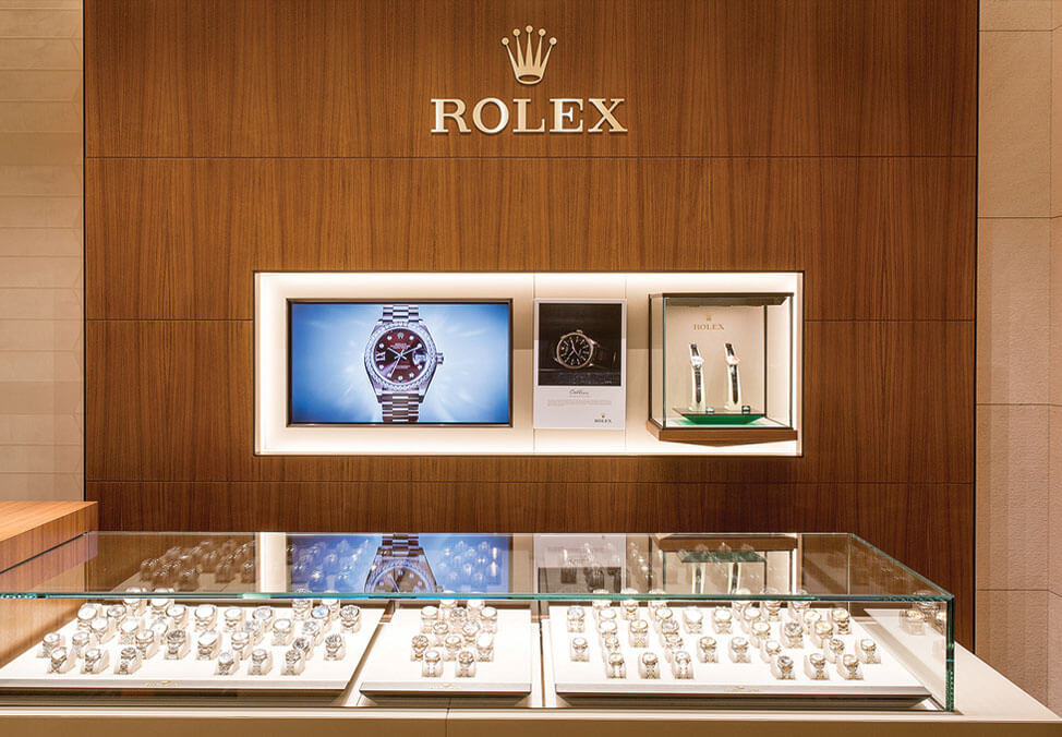 Rolex Store Crown Melbourne Watches