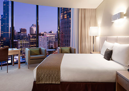 Melb Hotels CrownPromenade CornerKing
