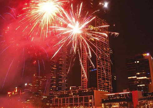New Year's Eve 2017 at Crown | Crown Melbourne
