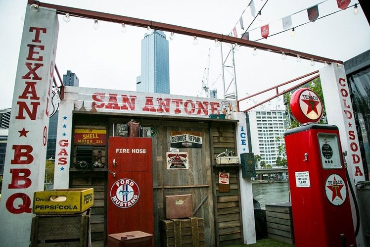 San Antone Smokehouse Festival 2019 for Melbourne Food & Wine Festival