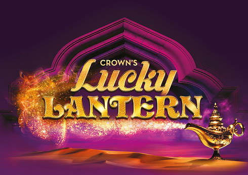Crown's Lucky Lantern