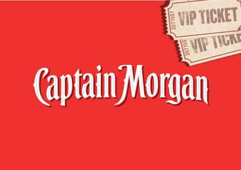 Win VIP Splendour Tickets with Captain Morgan