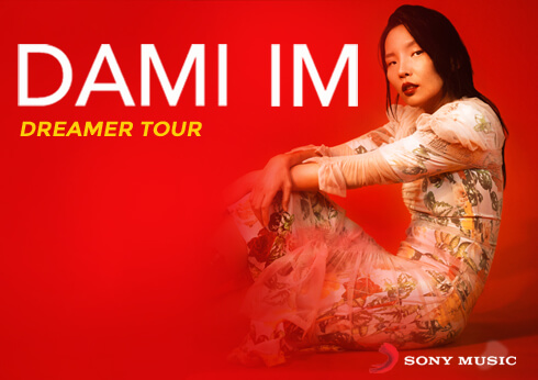 Crown Melbourne Dami Im 'Dreamer' Tour Pop 2019 Concert