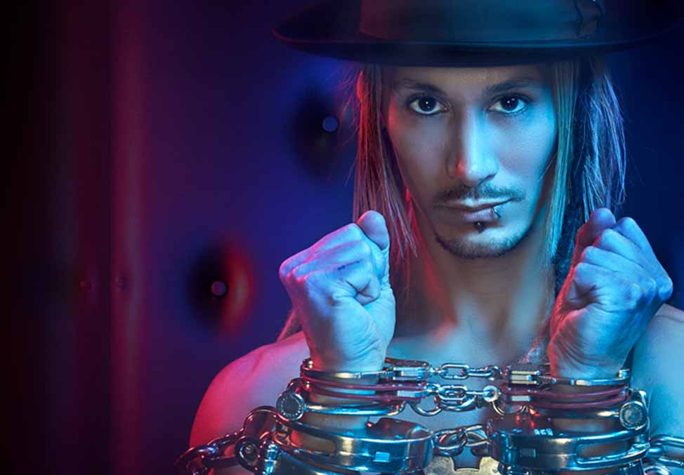 Cosentino magician at The Palms theatre Crown Melbourne