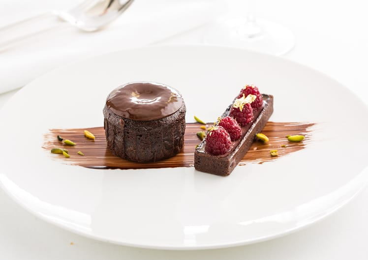 chocolate desert crown melbourne dinner packages