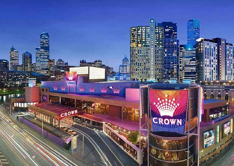 Crown casino in melbourne casino winterhaven calif