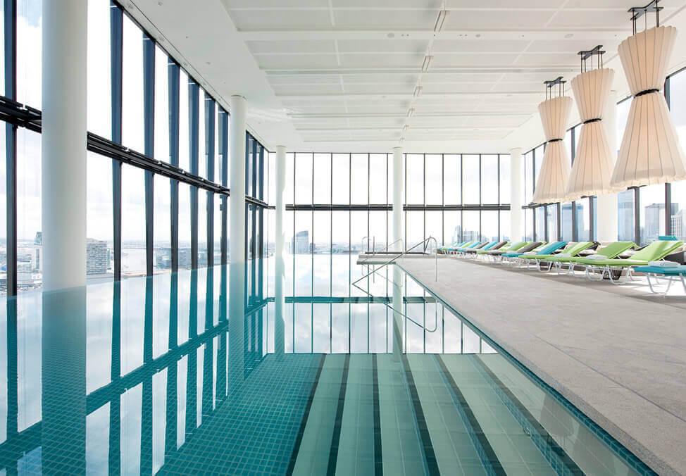 Pool & Fitness Centre - Crown Metropol Melbourne