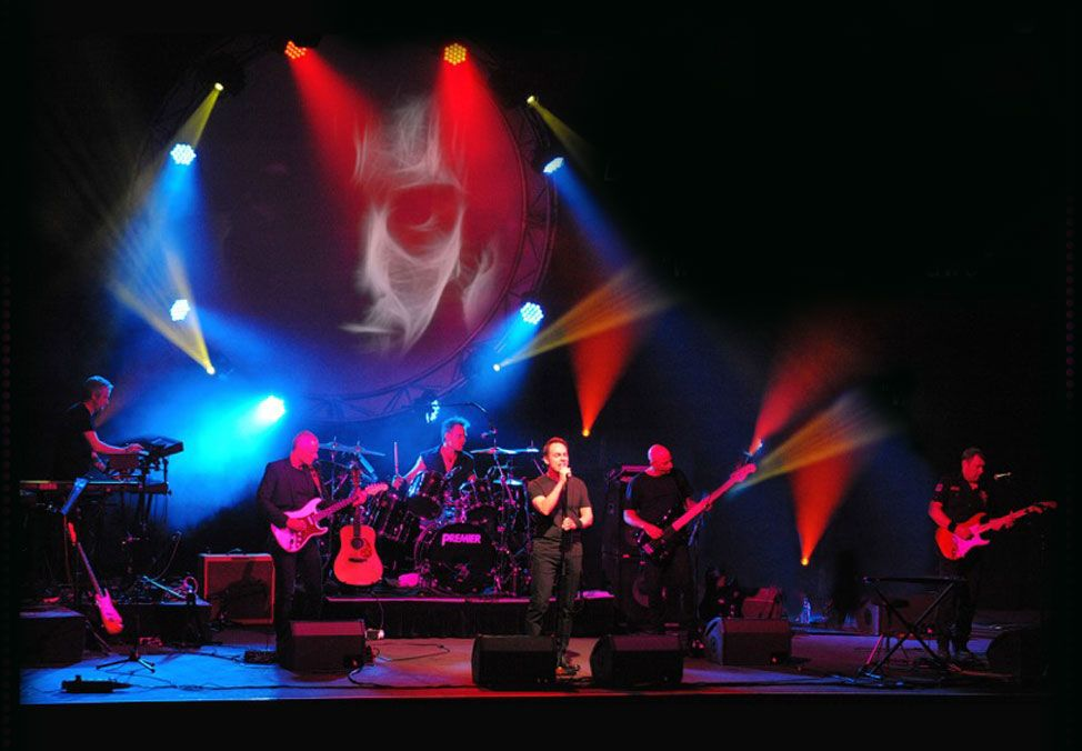 Echoes of Pink Floyd at The Palms at Crown Melbourne