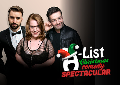 A-List Christmas Comedy Spectacular Hosted by Lawrence Mooney - Crown Melbourne