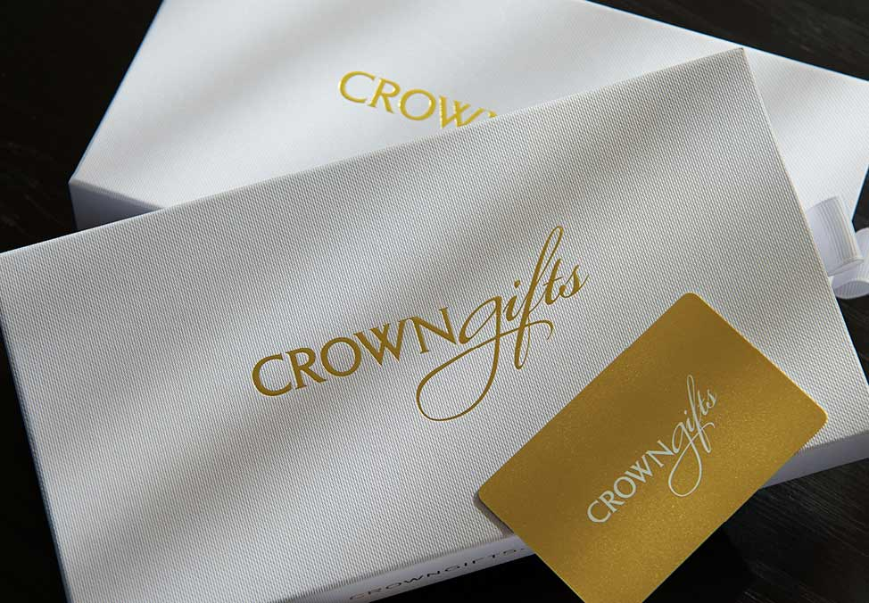 Melbourne Shopping General Crown Gifts Cards