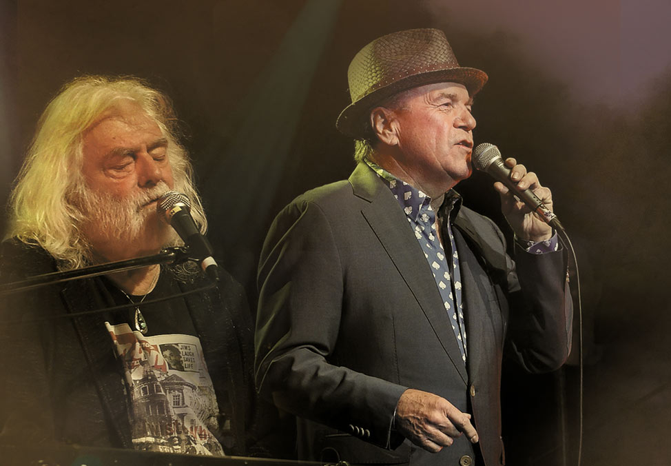 Glenn Shorrock & Brian Cadd - The Return of Cisco & Pancho