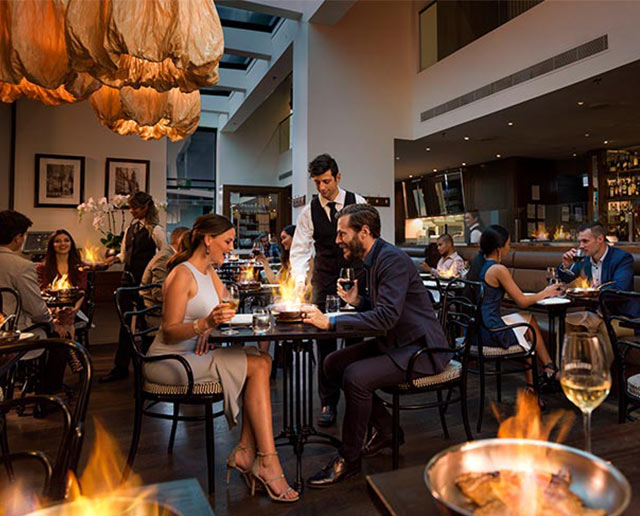 Fine Dining In Melbourne Premium Restaurants Crown Melbourne