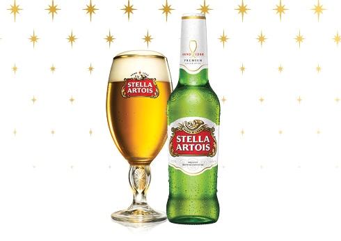 Enjoy a Stella Artois for your chance to win a trip for two to Belgium this December and $13,000 worth of luxury prizes!