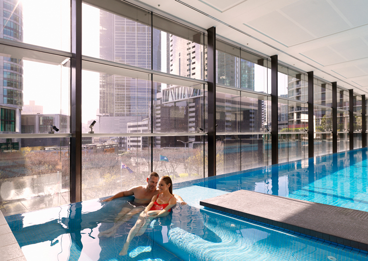 Crown Promenade Melbourne hotel sale