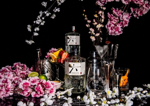 Roku Gin Botanical Cocktail Masterclass at Ocean 12