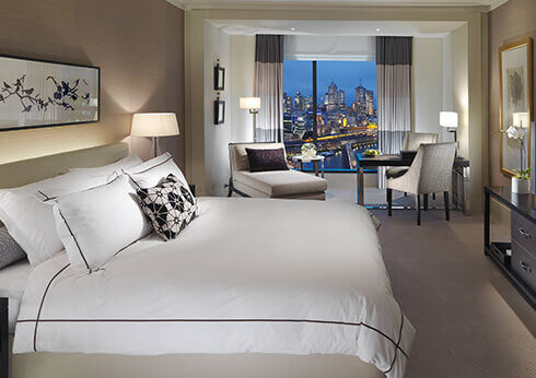 Melb Hotels CrownTowers DeluxeKing
