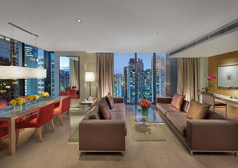 Melb Hotels CrownPromenade Suite