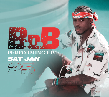 THE RETURN OF B.O.B AT LIGHT Crown Melbourne
