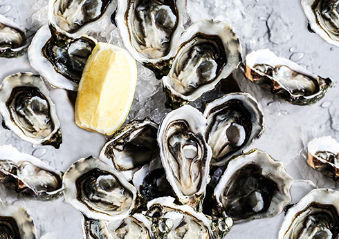 Bottomless Oysters at The Atlantic Special Restaurant Offer