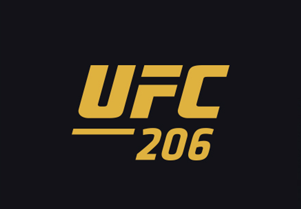 UFC 206 - Lagerfield | Crown Melbourne