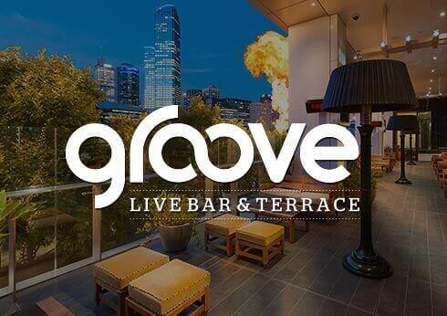 Groove Bar at Crown Melbourne
