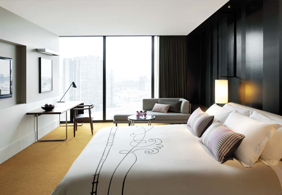 Love a Little Luxe at Crown Metropol Melbourne