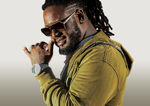 T- Pain - Studio 3 | Crown Melbourne